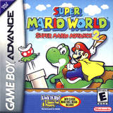 Super Mario World: Super Mario Advance 2 (Game Boy Advance)
